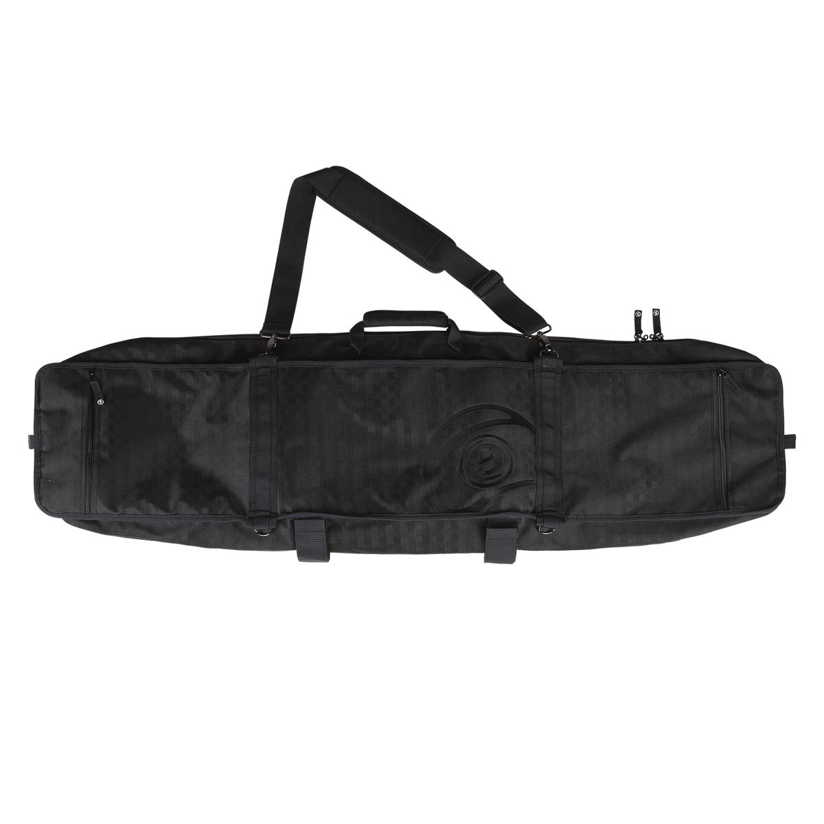 The Field Travel Bag Black