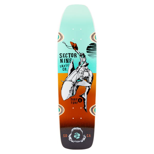 Gaucho Ninety Five Deck Teal