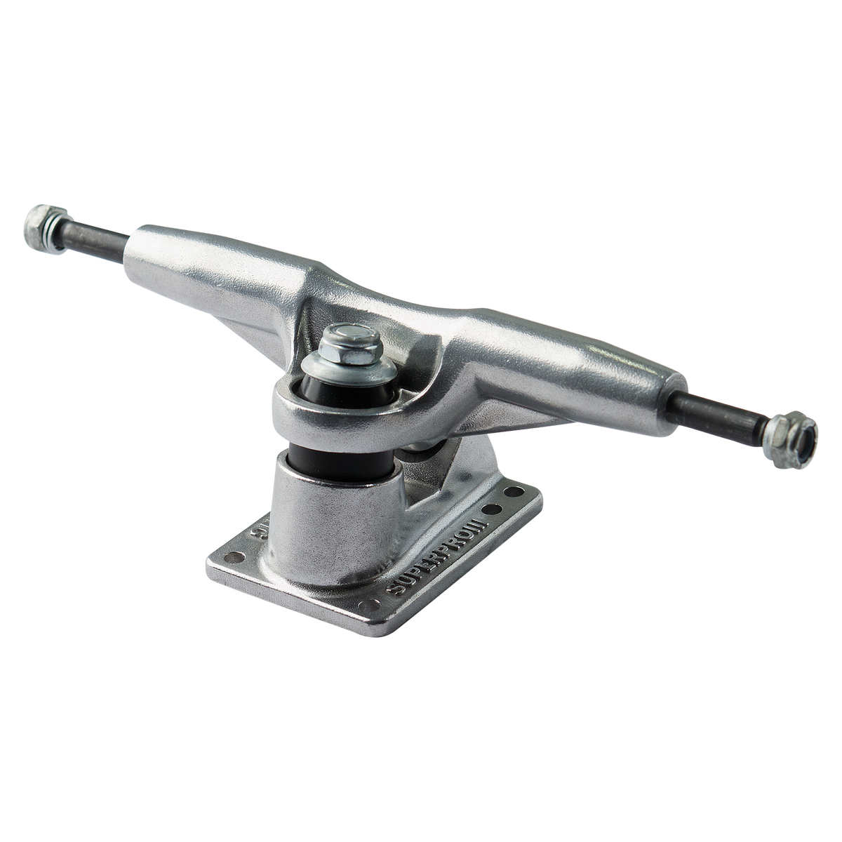 "9.0"" Gullwing Pro III Silver Single Truck"
