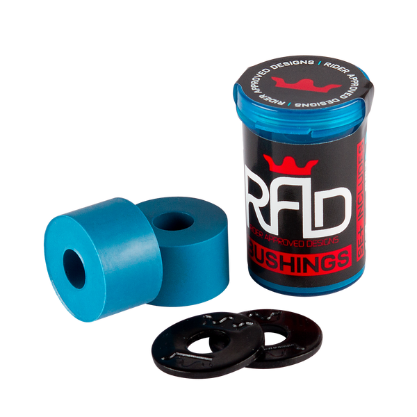 RAD 92a Bushings Blue