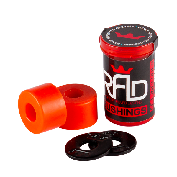 RAD 89a Bushings Red