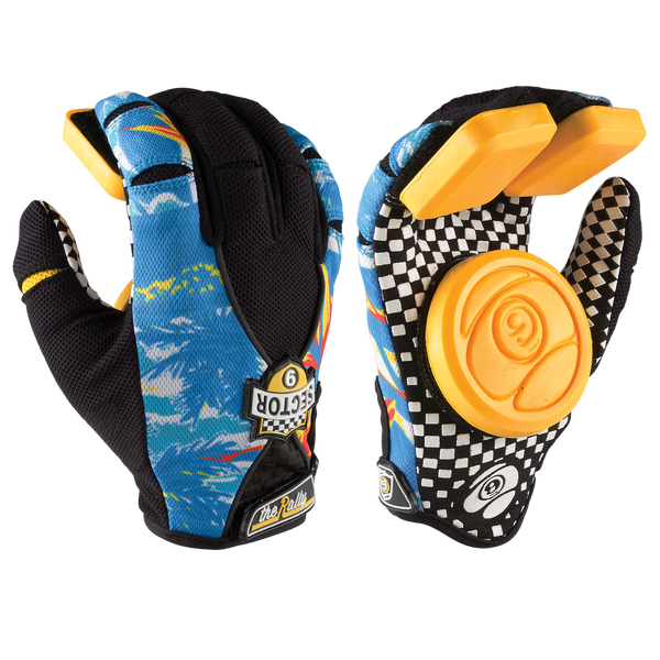 Rally Youth Glove Hawaiian
