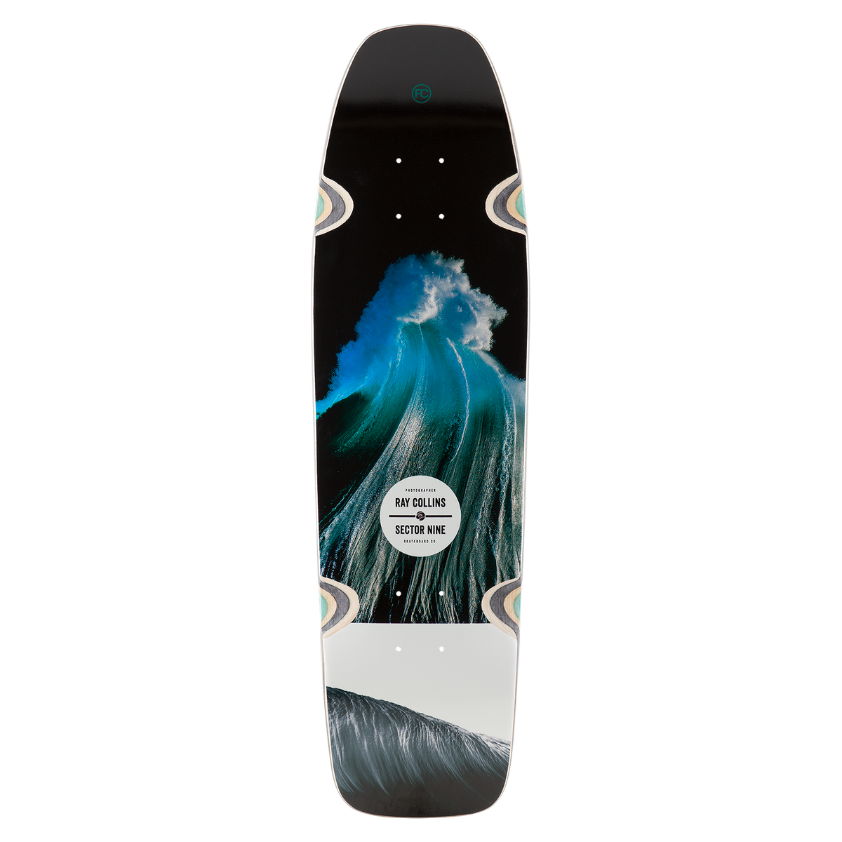 RAY COLLINS NINETY FIVE CRUISER DECK