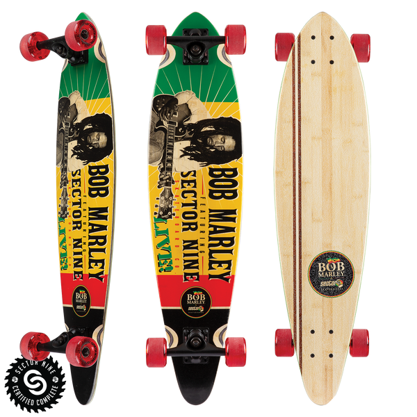 Redemption Bamboo Skateboards