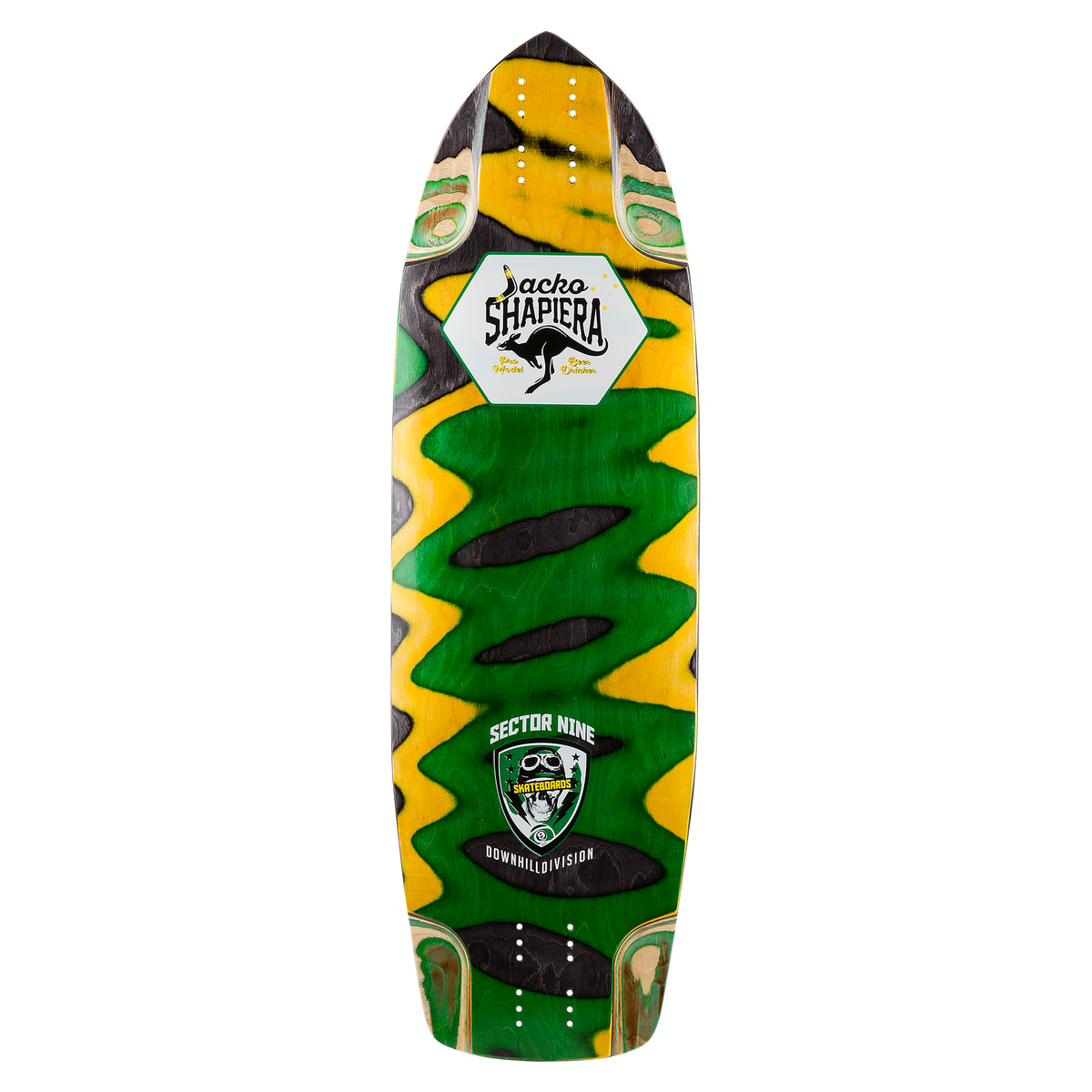 RIPPED JACKO PRO DECK