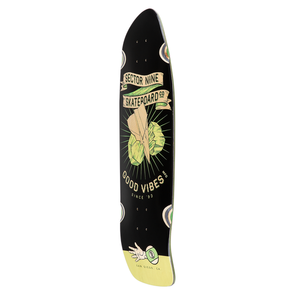Roshambo Fat Wave Deck