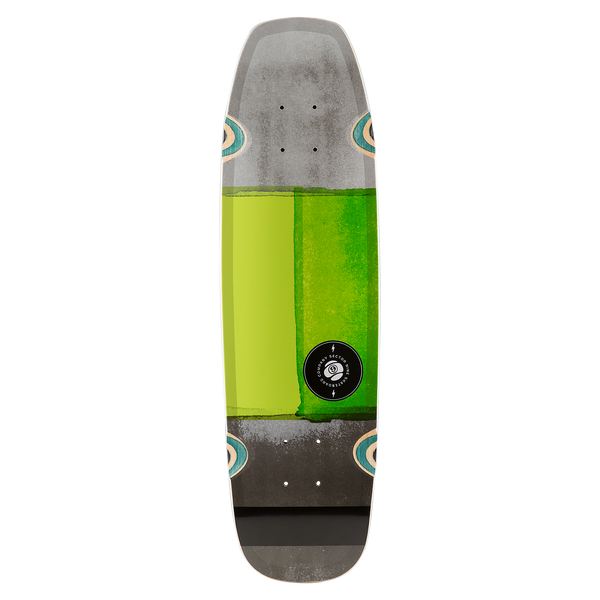 SHARK BITE DECK GREEN