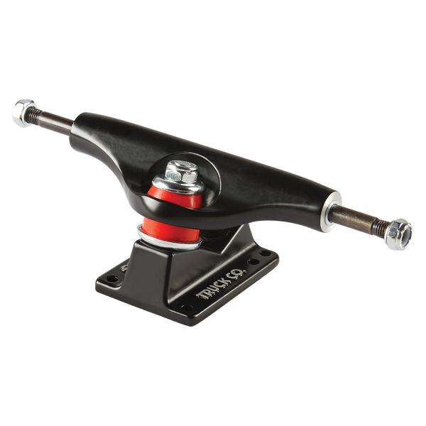 "8.0"" GULLWING SHADOW BLACK SINGLE SKATE TRUCKS"
