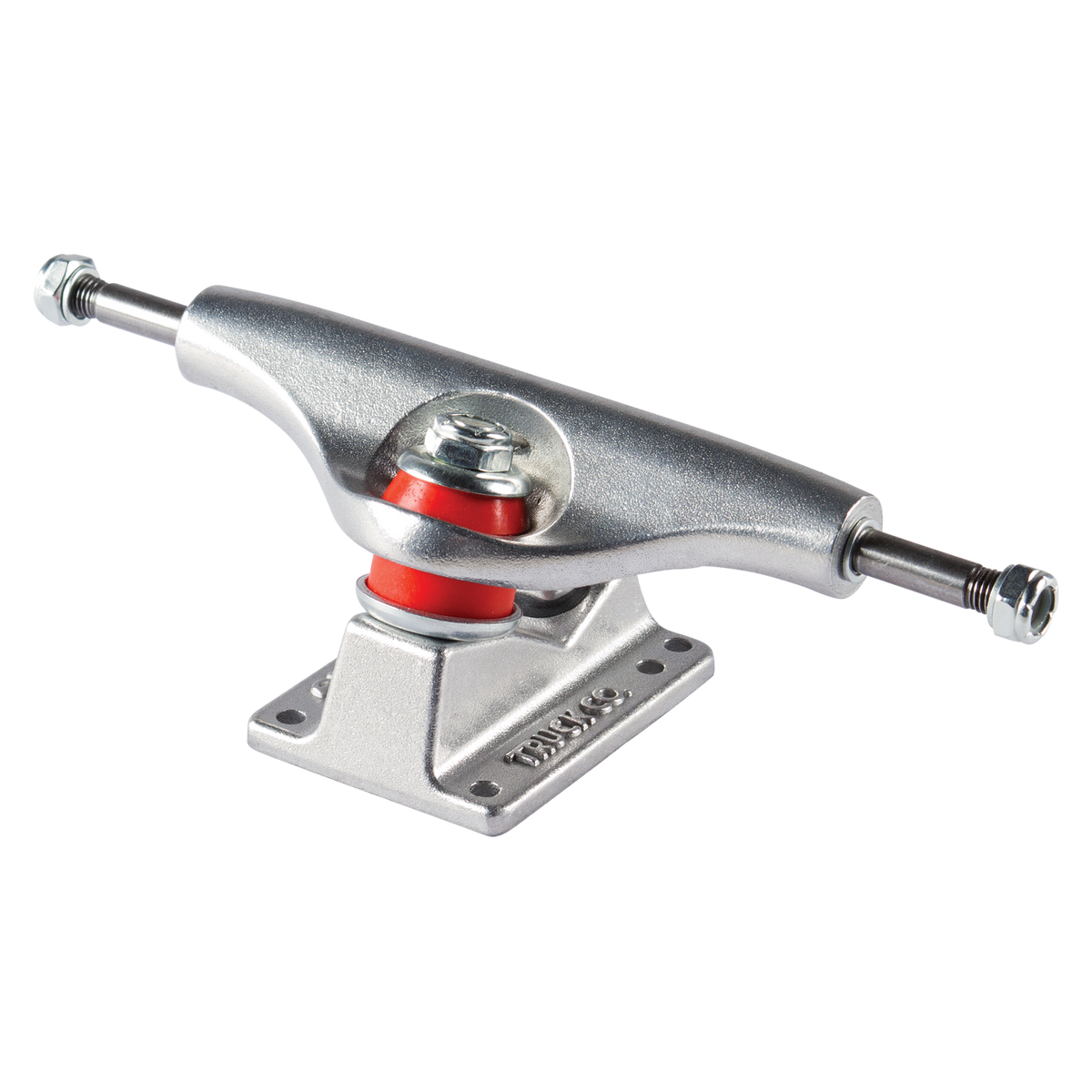 "7.5"" GULLWING SHADOW SILVER SINGLE TRUCK LONGBOARD"