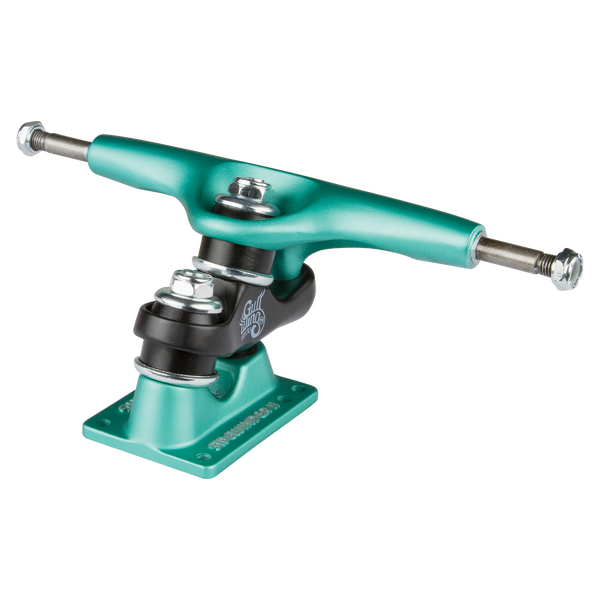 "9.0"" Gullwing Sidewinder II Aqua Single Truck"