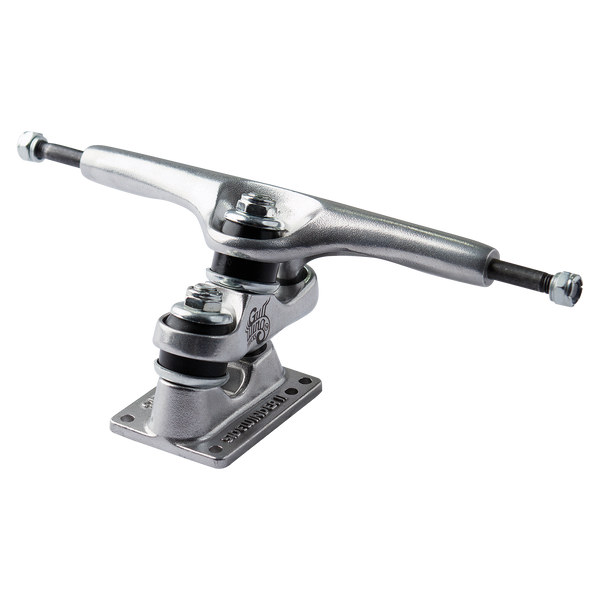 "10.0"" Gullwing Sidewinder II Silver Single Truck"
