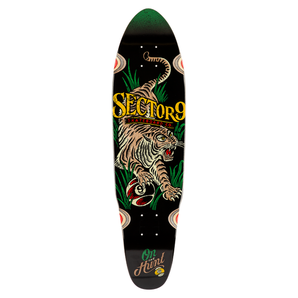 Stalker Rasta Native Deck