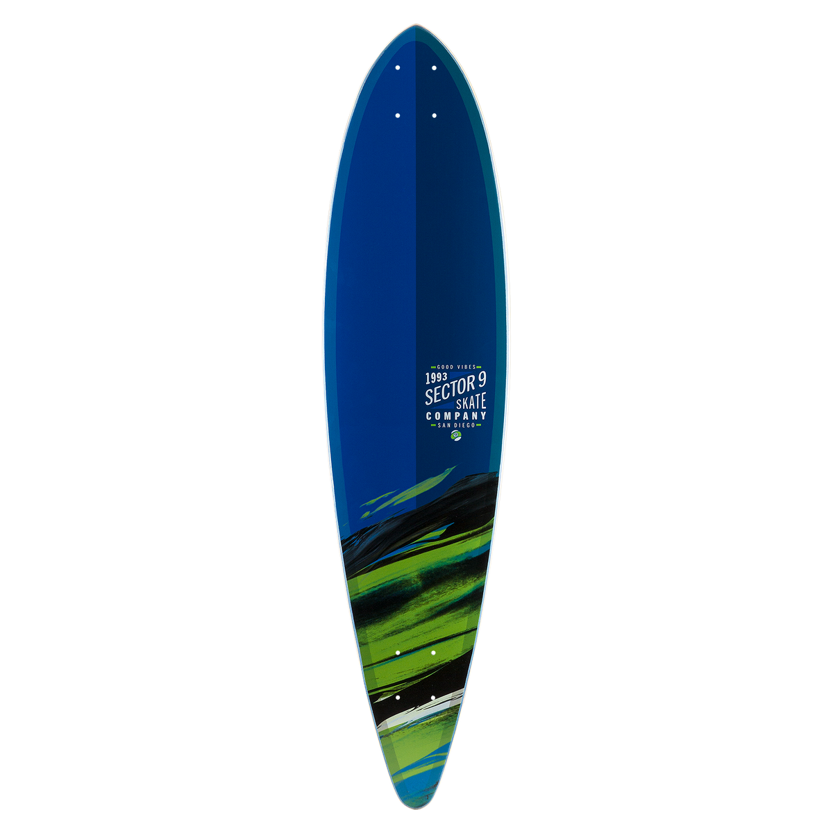 TRIPPER RIPPLE DECK BLUE