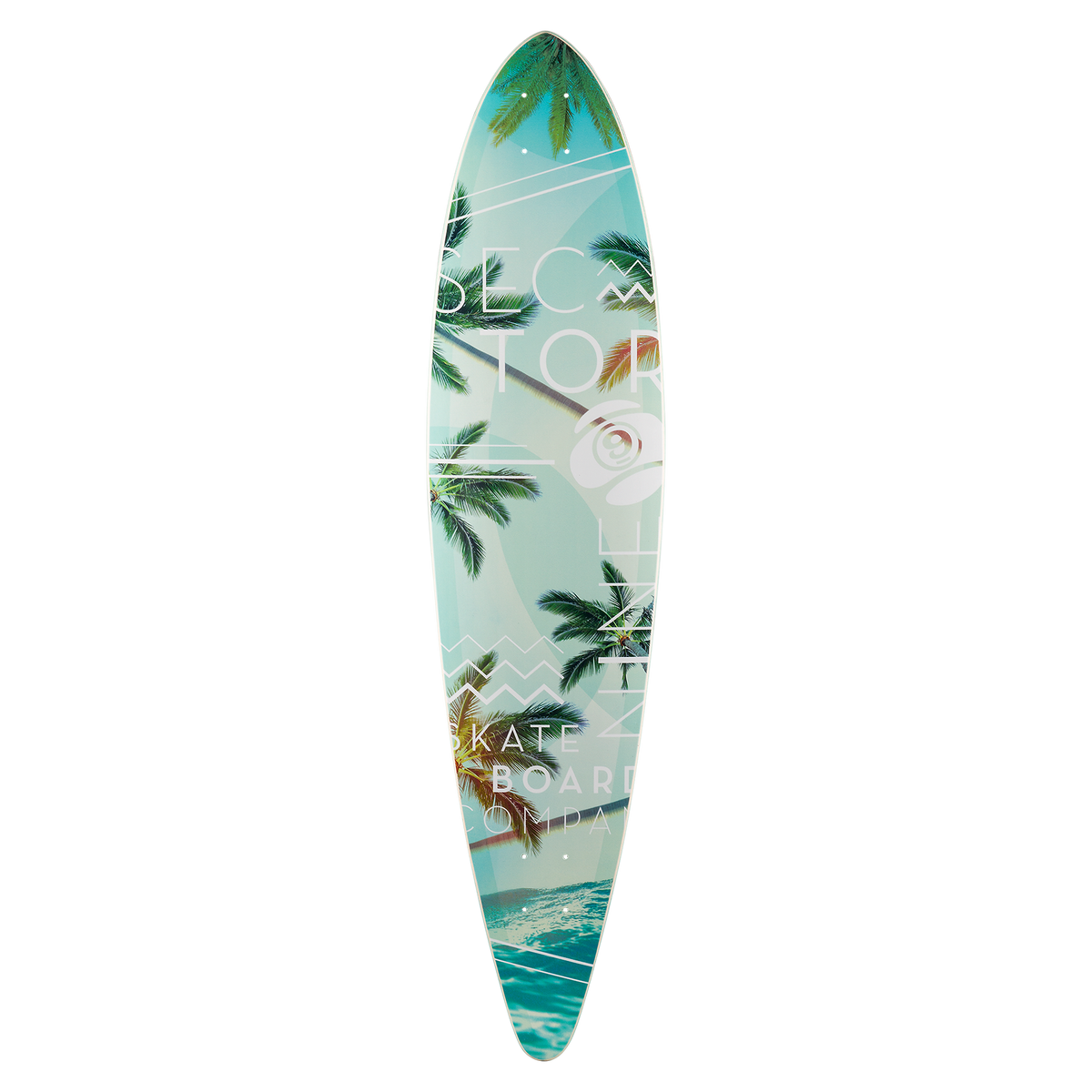 TROPICS LEDGER DECK