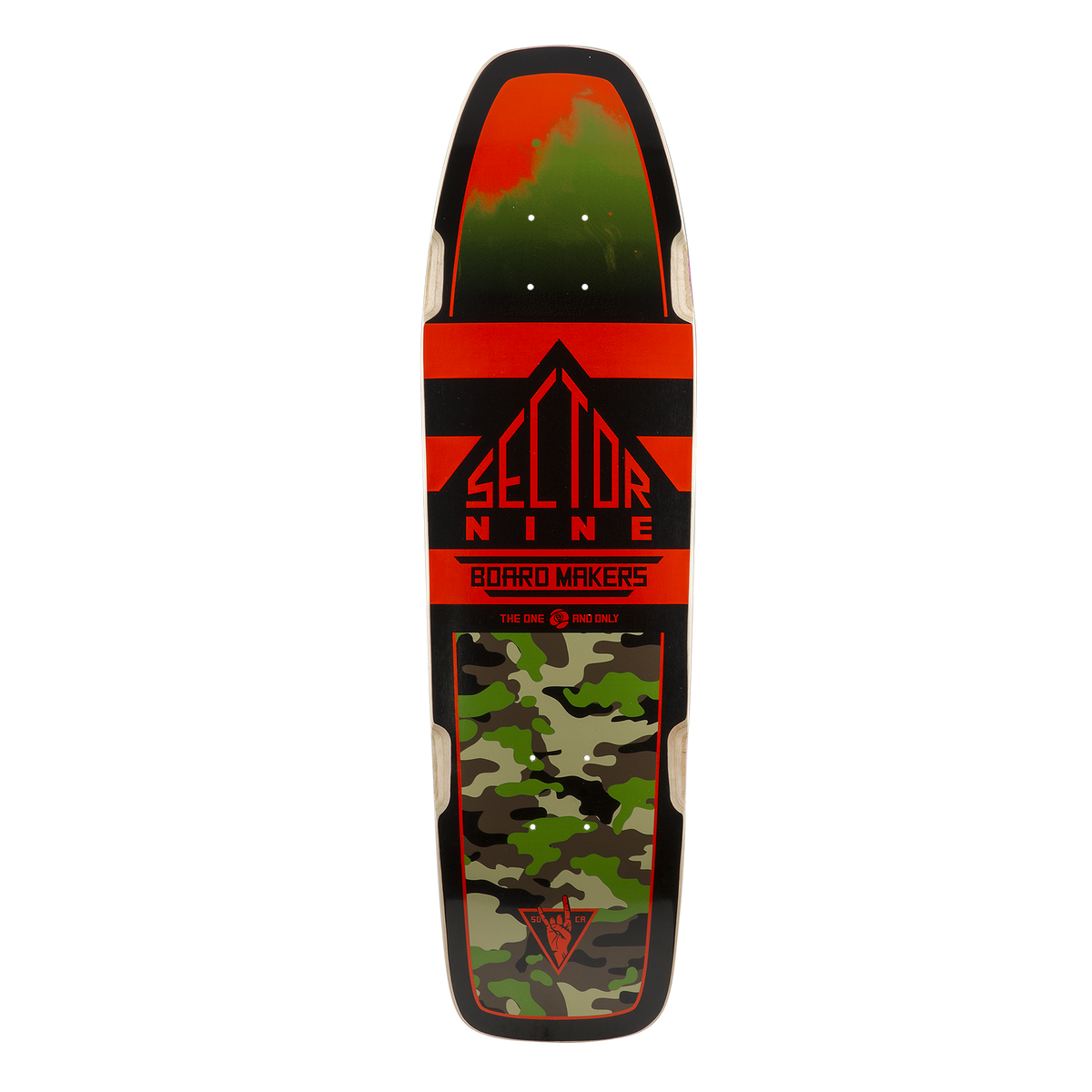 NINETY FIVE DECK - RED