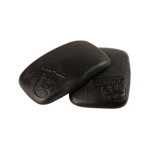 2 ERGO PUCK PACK - BLACK
