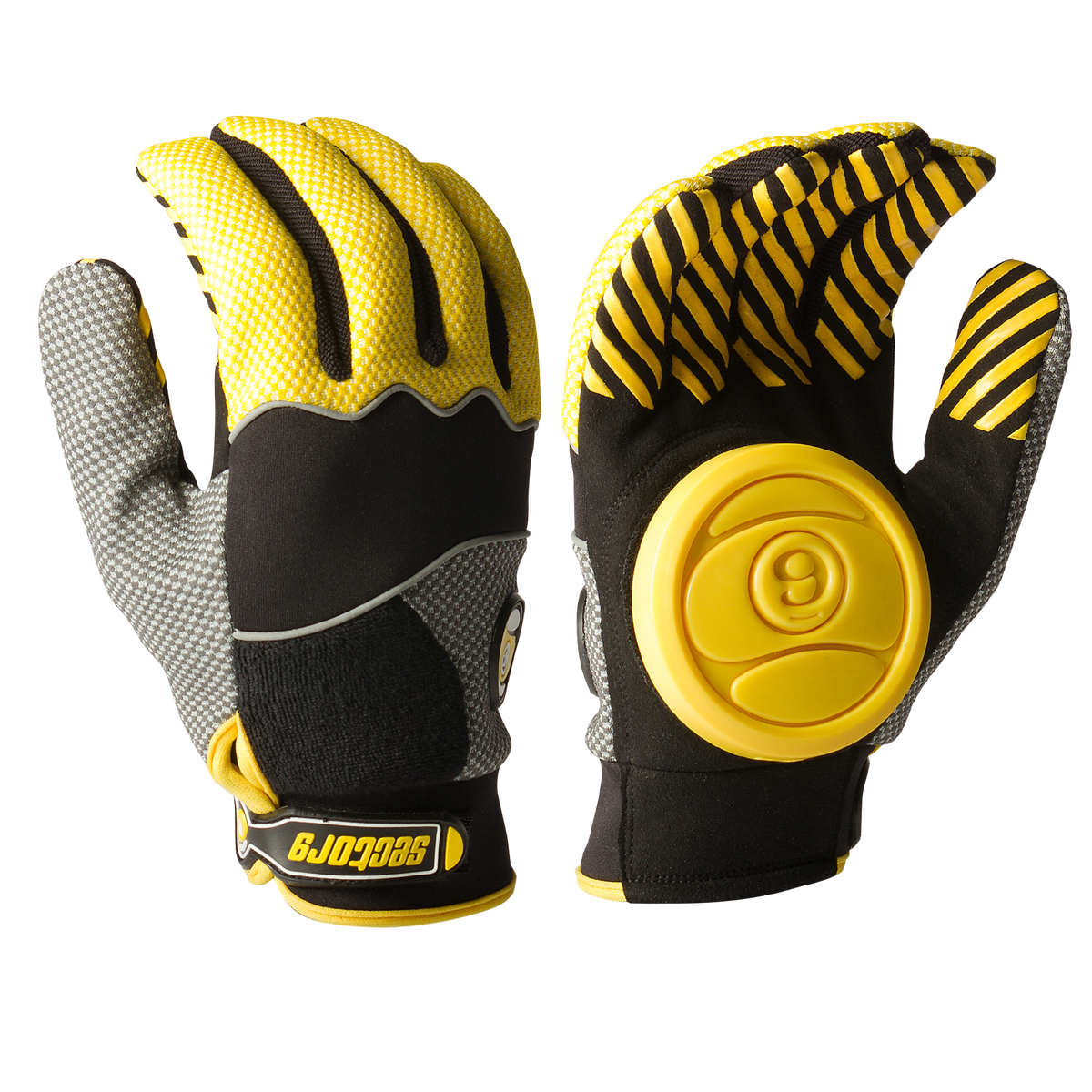 Apex Glove Yellow