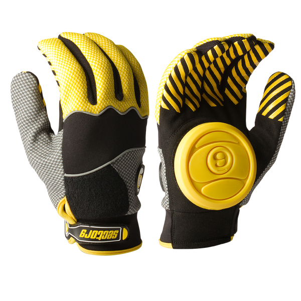 APEX GLOVE - YELLOW
