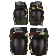 Pursuit Pads Set Camo