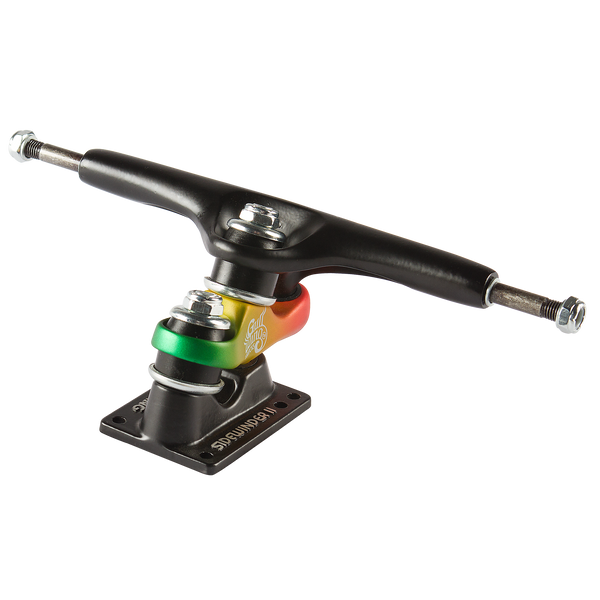 "10.0"" Gullwing Sidewinder II Rasta Single Truck"