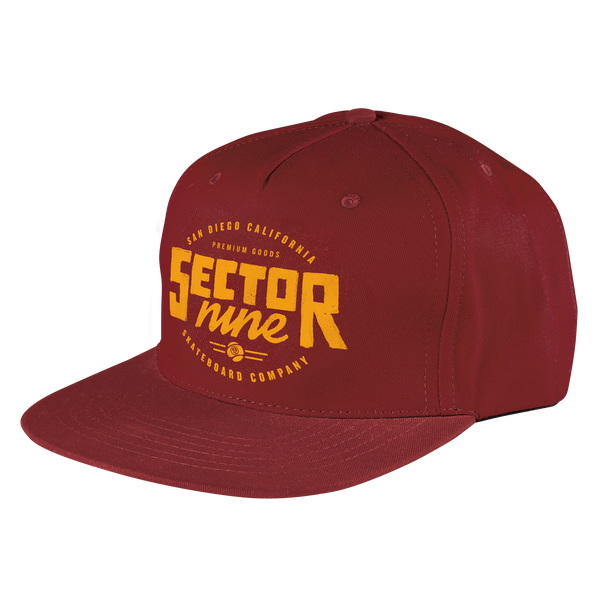 sector-nine-red-hat