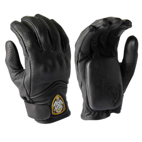 LIGHTNING GLOVE - BLACK.