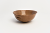 Passé Antique Clay Bowl Artisanal Handmade Brown