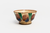 Flower Clay Bowl Artisanal Handmade Colors Colorful