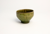 Mini Forest Clay Bowl Artisanal Handmade Green