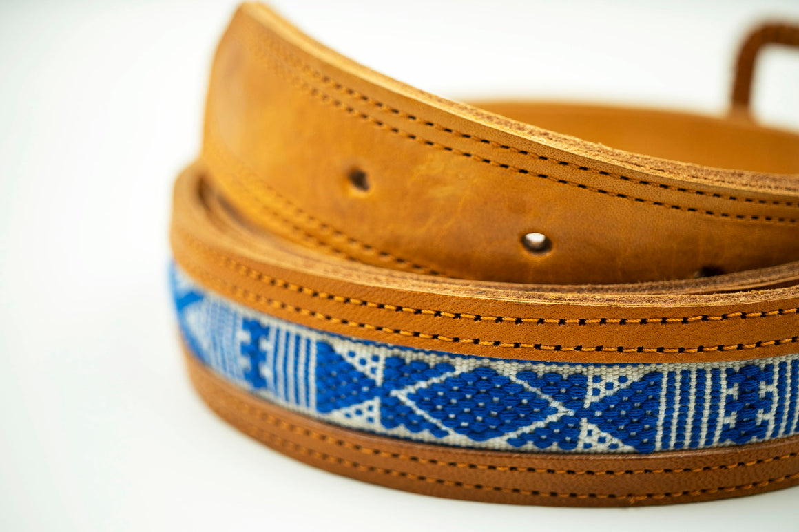 Siin Chii Leather Belt