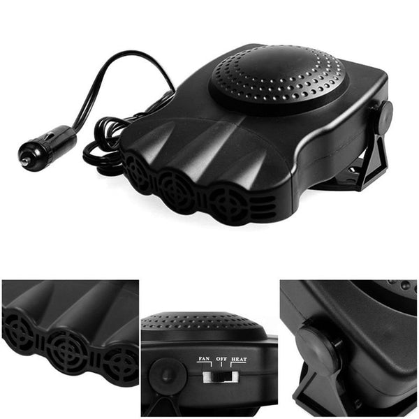 12V Mini Car Windshield Defroster