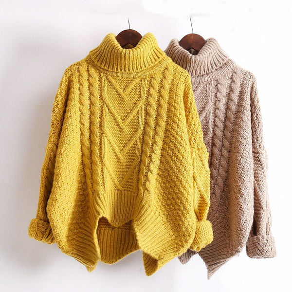 Fall 2018 loose sweater women pullover