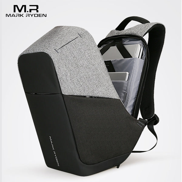 Multifunction USB charging 15inch Laptop Anti-Theft Backpack