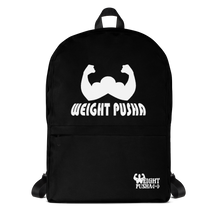 WPF Backpack (Black/White)