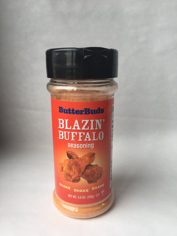 ButterBuds™ Blazin' Buffalo Seasoning -Case of 6 Shakers