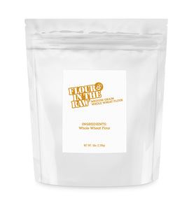 Flour In The Raw™  5lb Bag