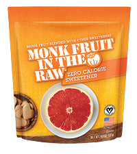 Monk Fruit In The Raw® Cup For Cup 4.8OZ (2 Bags)