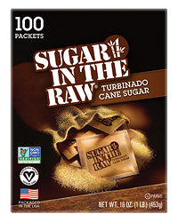 Sugar In The Raw® Packets - 2 Boxes (100 packets each)