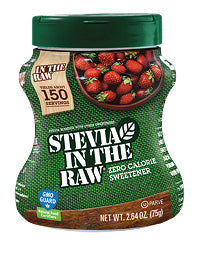 Stevia In The Raw® 2.64oz Jar — 2 Jars