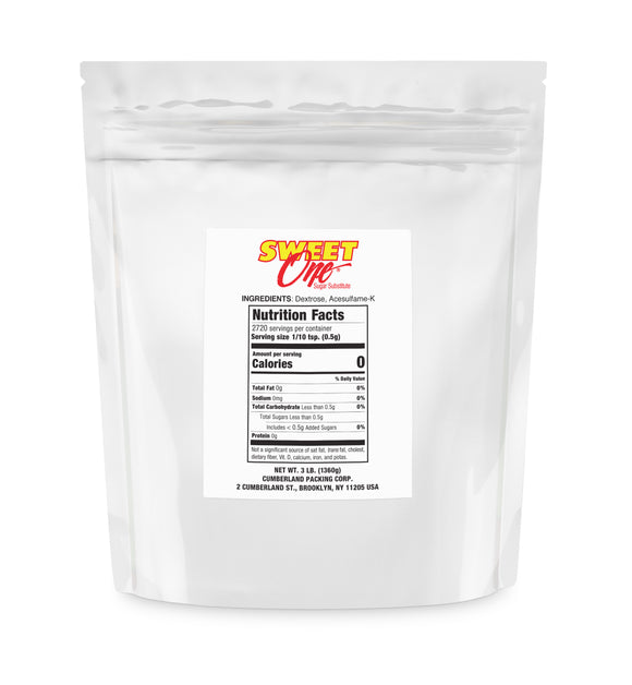 Sweet One® 3lb Bulk Bag