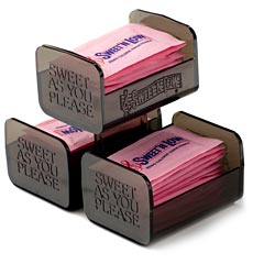 Sweet'N Low® Three-Tier Packet Holder