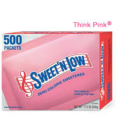 Sweet'N Low® - 500 Packets
