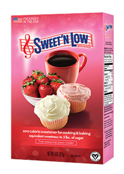 Sweet'N Low® Bulk – Great for Baking - 2 boxes (8 oz. each)