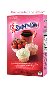 Sweet'N Low® Bulk – 8 oz. Boxes (Case of 12)
