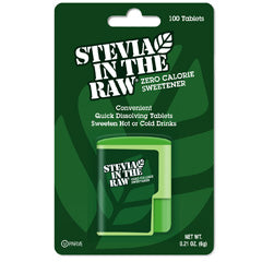 Stevia In The Raw® 100ct Tablets - Case (12 pack)