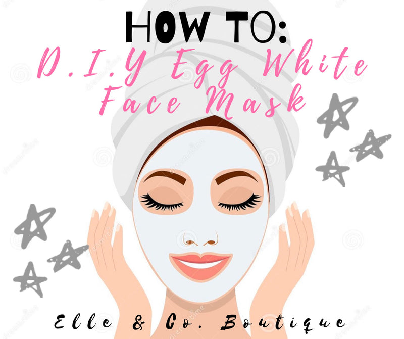 HOW TO: D.I.Y Egg White Face Mask