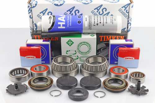 BMW Mini Cooper / One 5 speed Getrag Gearbox GS5-52BG Bearing & Seal Rebuild Kit