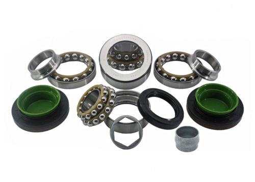 BMW 1 & 3 Series Type 168 Rear Differential OEM Bearing & Seal Rebuild Kit