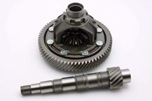 Volkswagen AG 02T Gearbox Crown Wheel & Pinion 15 / 68 Teeth (OEM Quality)