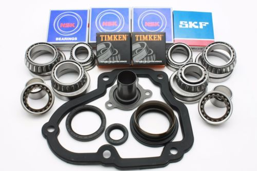 VW Golf Plus 5sp 1.9 TDi 0A4 Gearbox OEM Bearing & Seal Rebuild Kit Fits HNV JCX